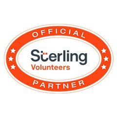 iVisitor Management school visitor management software are official partners with Sterling Volunteers.