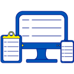 All activities recorded by iVisitor Management are organized into reports that you can access from anywhere, on any device for your school!