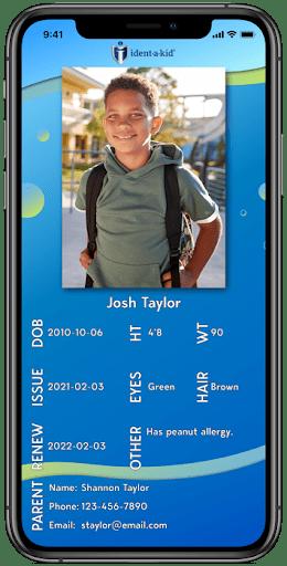 Digital Child ID