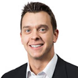 Sales Representative Jackson Smith