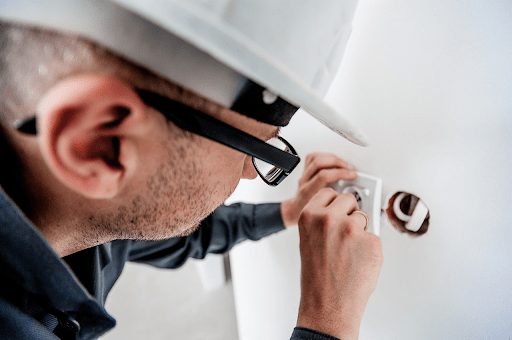 Inspect your electrical appliances to avoid safety hazards in the home.